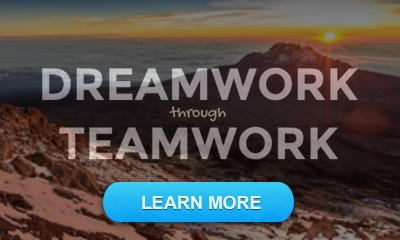 Dreamwork through Teamwork banner