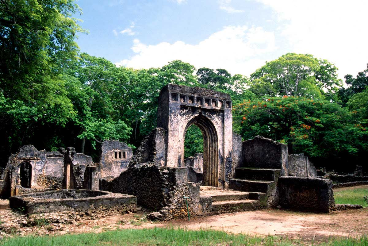 gedi national monument