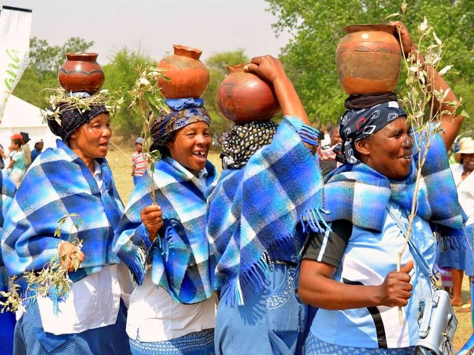 People of Botswana