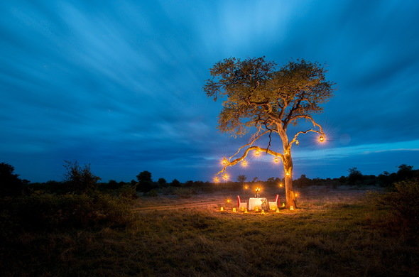 There are many ways to enjoy a romantic holiday in Botswana