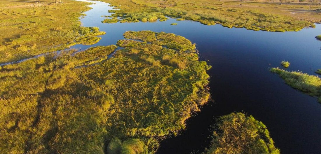The Okavango Delta is a marvel of epic natural proportions
