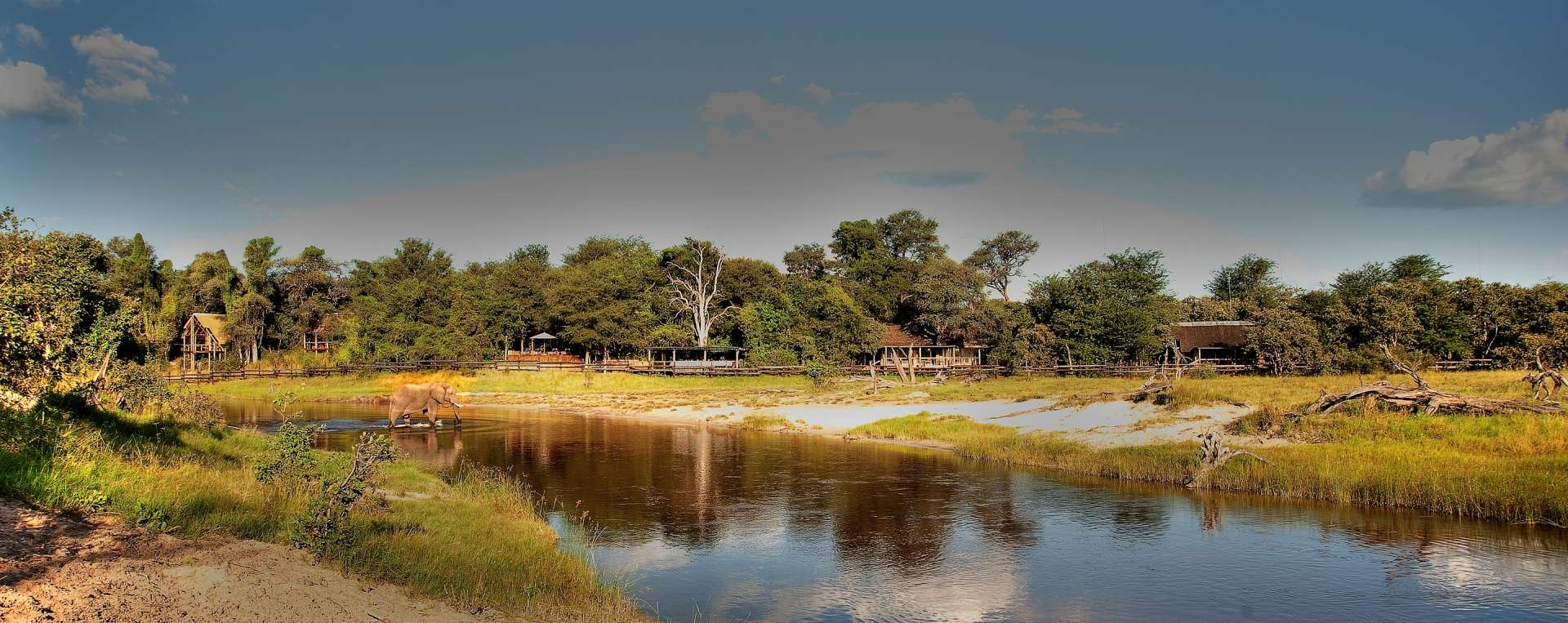 Savuti is nestled in a remote region of Chobe