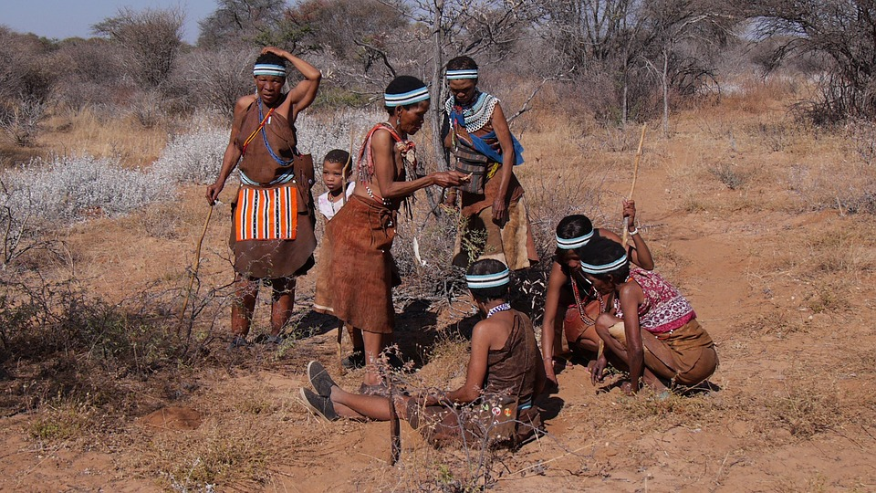 Educational excursions are an excellent way to learn about the indigenous cultures of Botswana