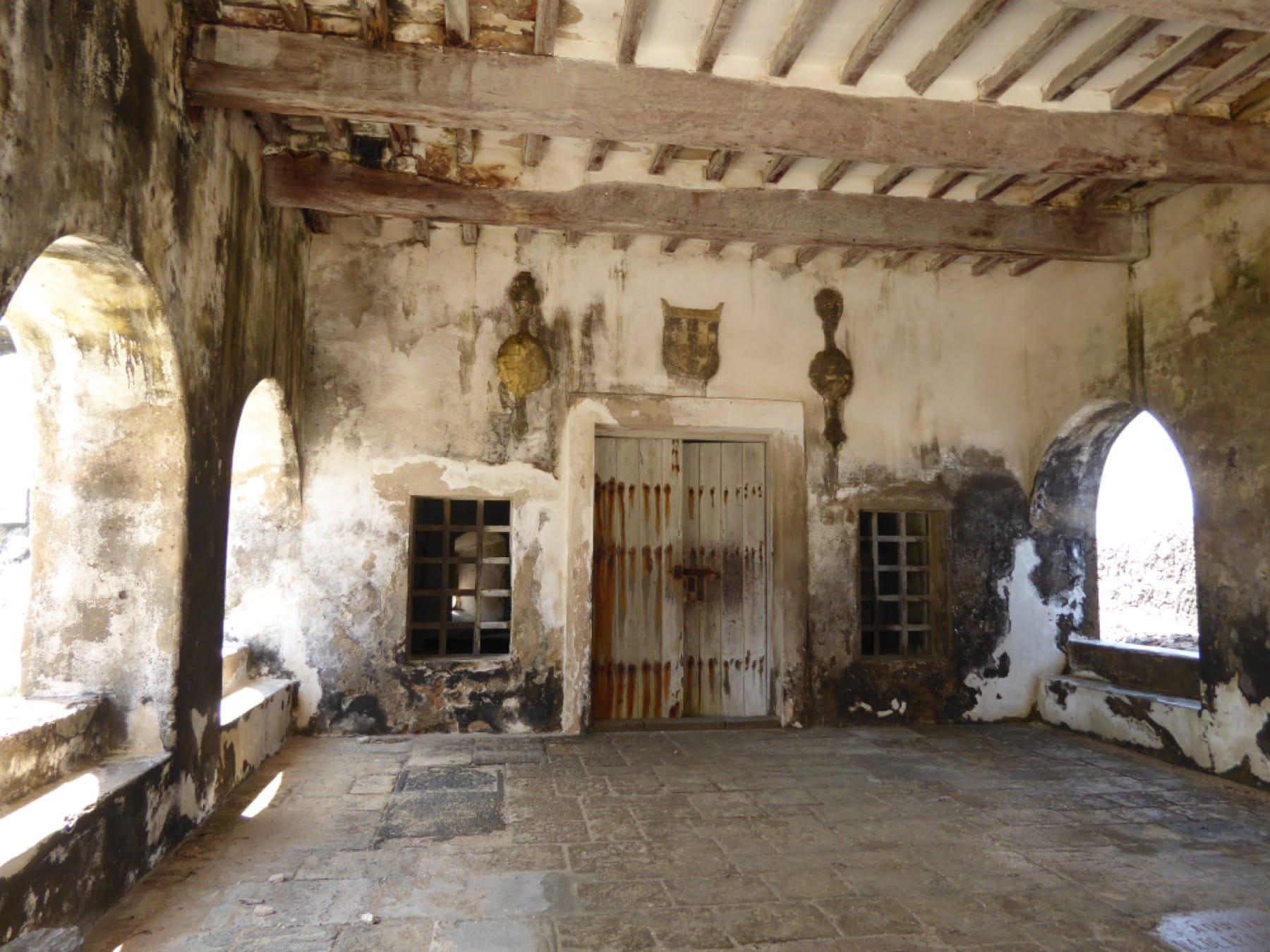 capela de nossa senhora mozambique architecture