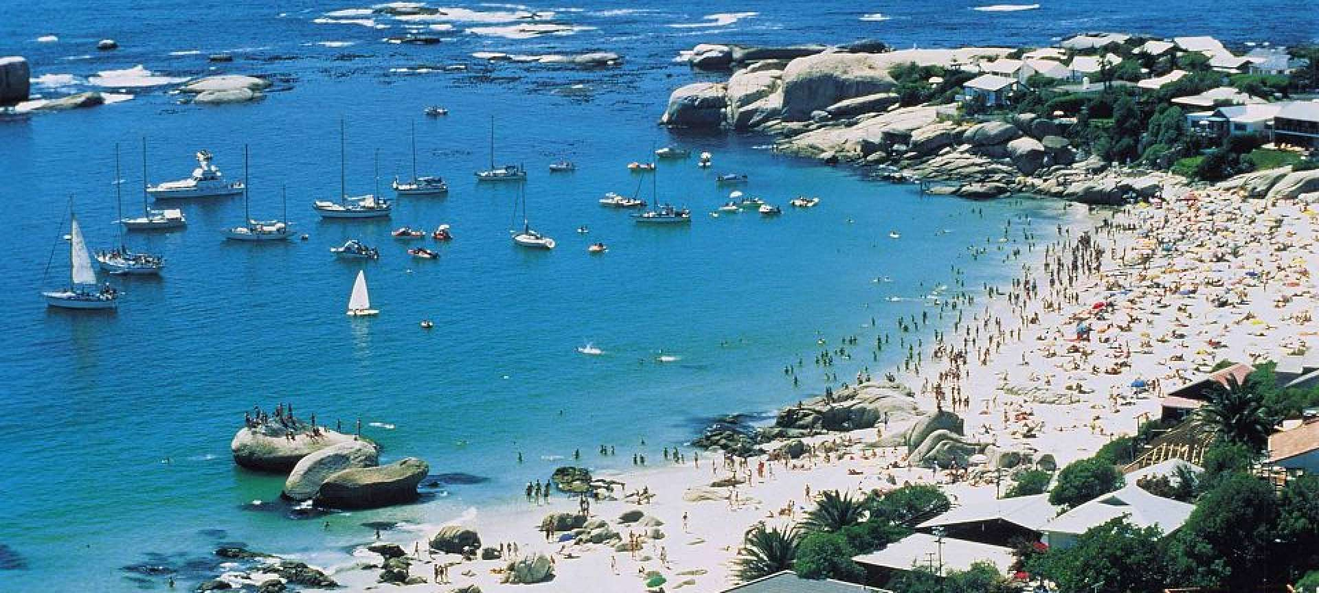 world famous clifton beach in cape town holiday