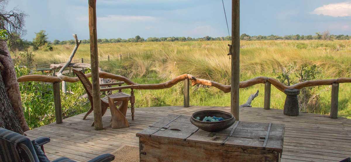 Delta island camp view (credit Rachel Lang)