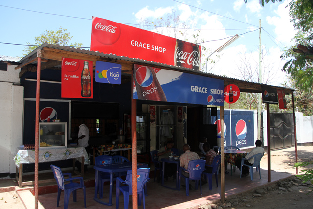 Grace Shop in Dar es Salaam is one of the best for traditional Tanzanian cuisine  I  Credit: Migrationology