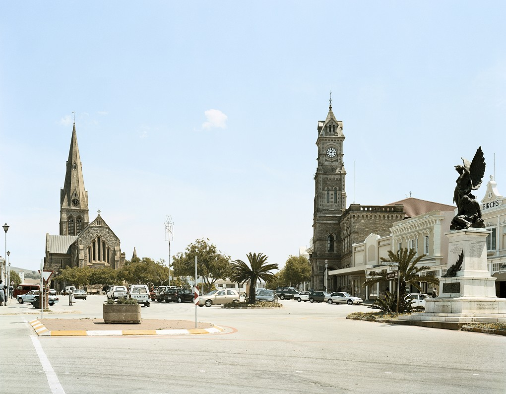 grahamstown in the eastern cape of south africa