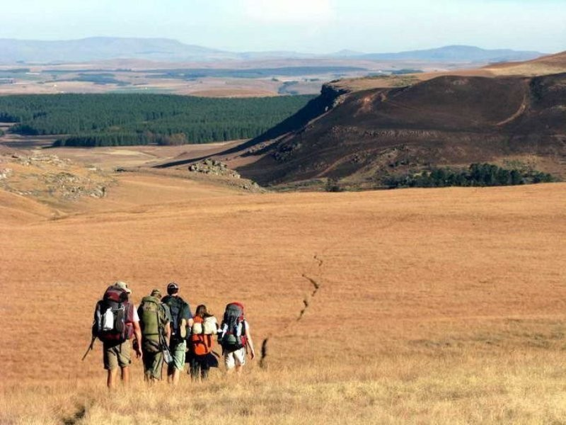 An adventure holiday in South Africa_hiking