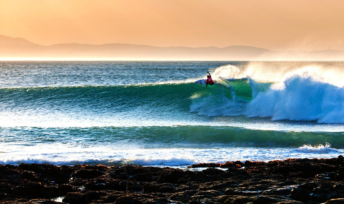 surfing capital of south africa jeffreys bat