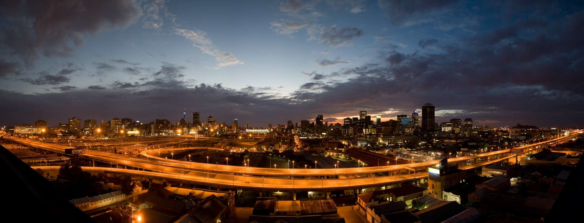 Gauteng, Kruger and the North_Johannesburg