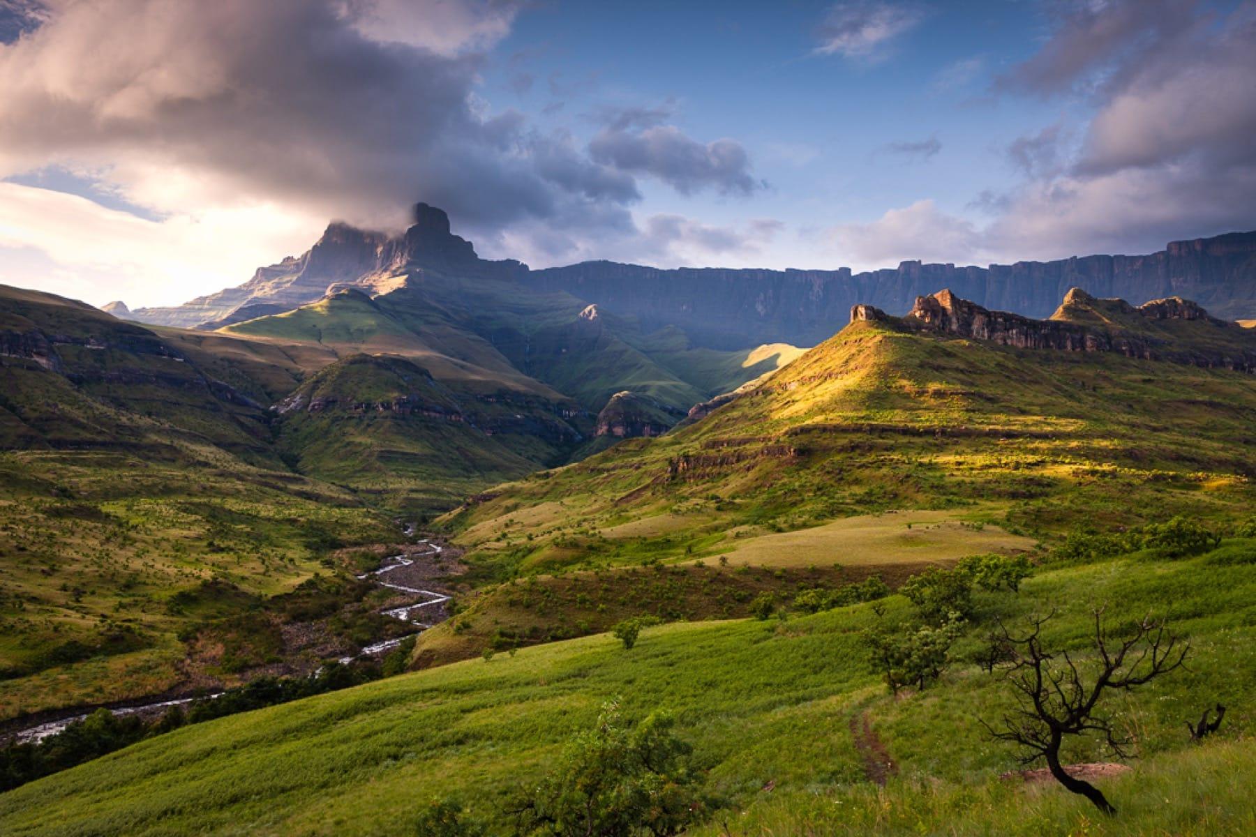 uKhahlamba-Drakensberg Park_Drakensberg