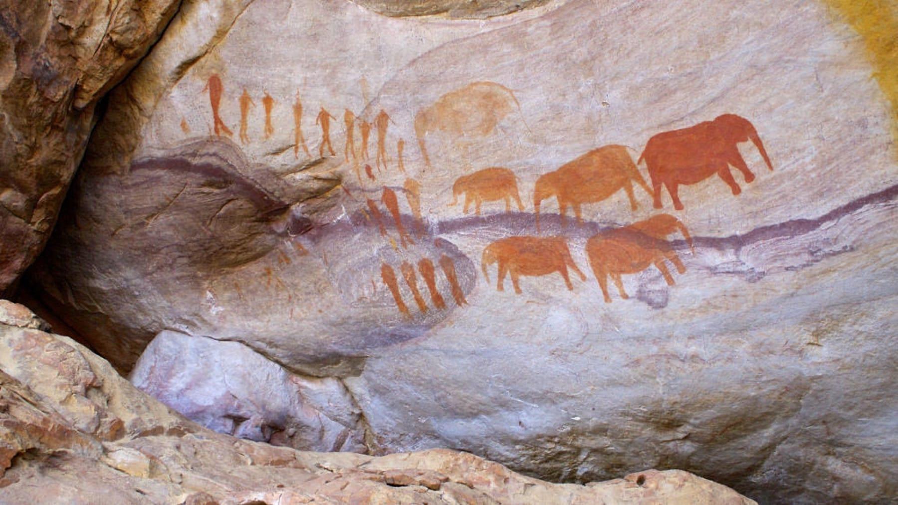 uKhahlamba-Drakensberg Park_Rock art