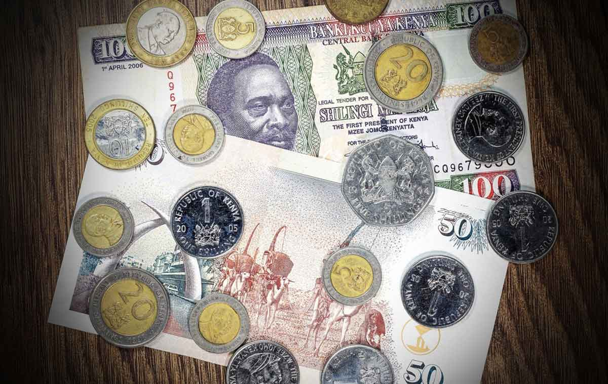 currency kenya