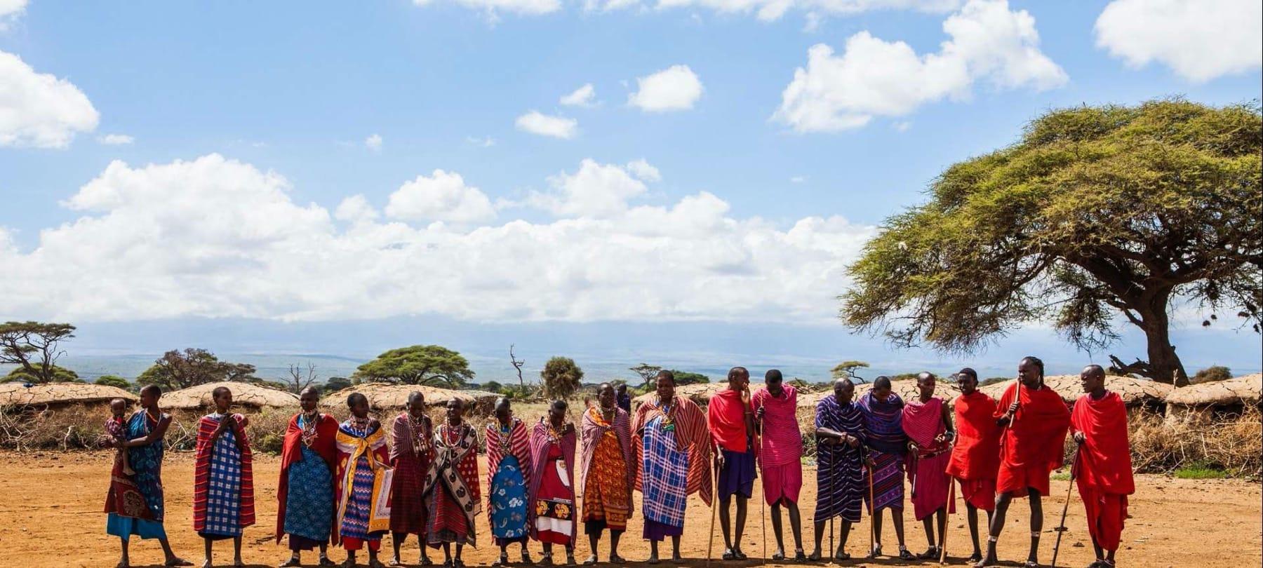Maasai_Amboseli National Park_Kenya