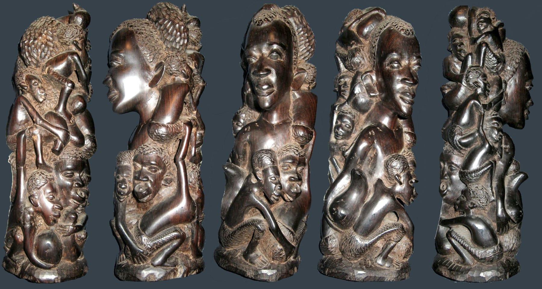 makonde carvings