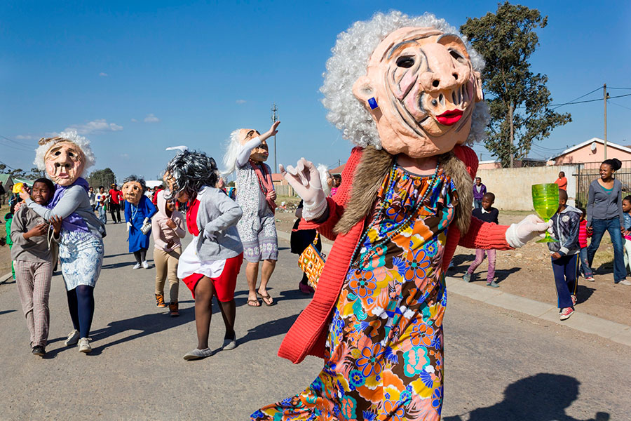 national arts festival in grahamstown eastern cape