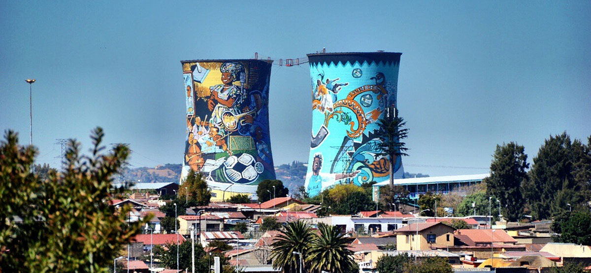 Gauteng, Kruger and the North_Orlando Towers
