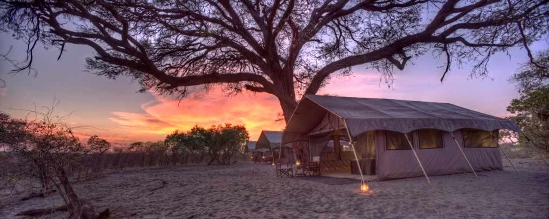 Savuti in Botswana