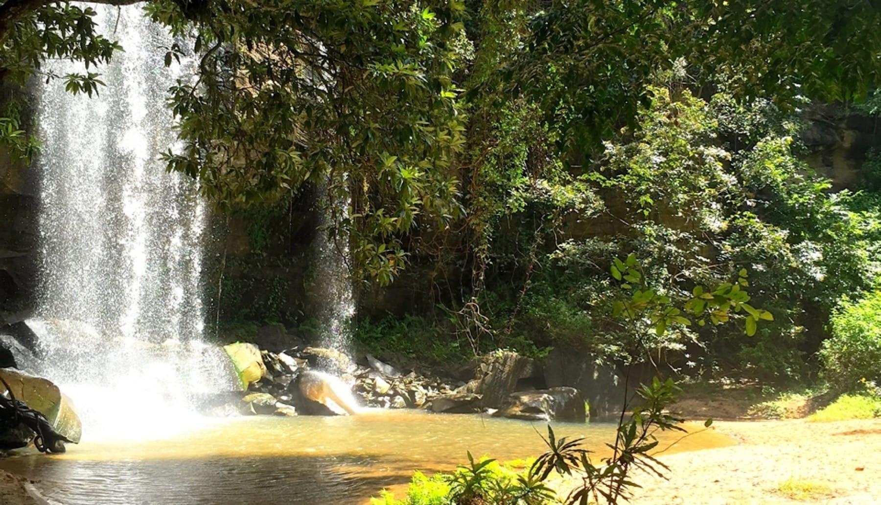 Sheldrick Falls_Shimba National Park_Kenya