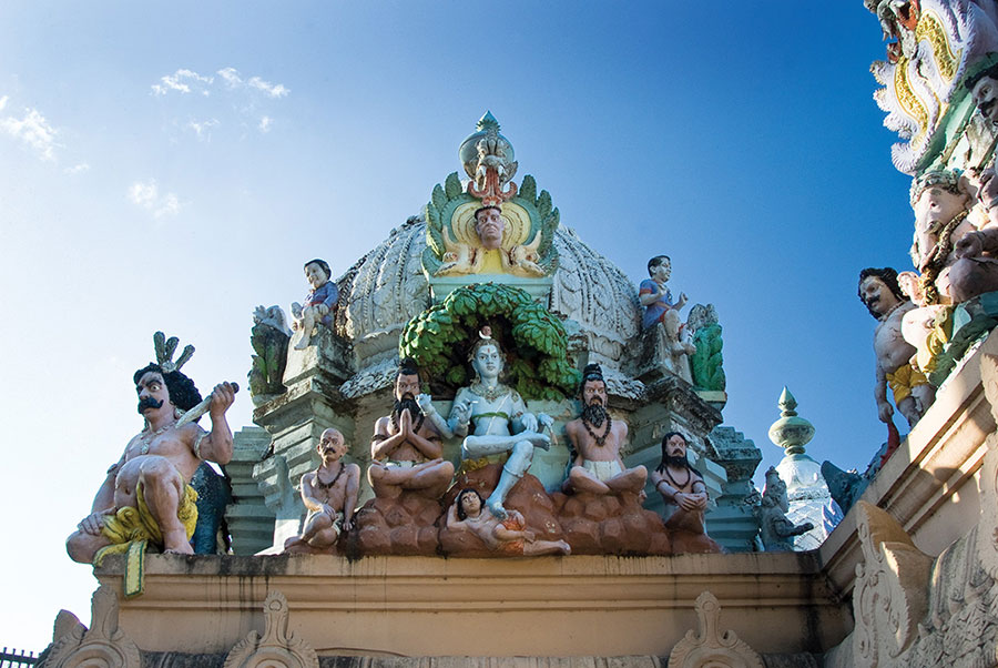 Durban and the South Coast_Hindu Temple Durban