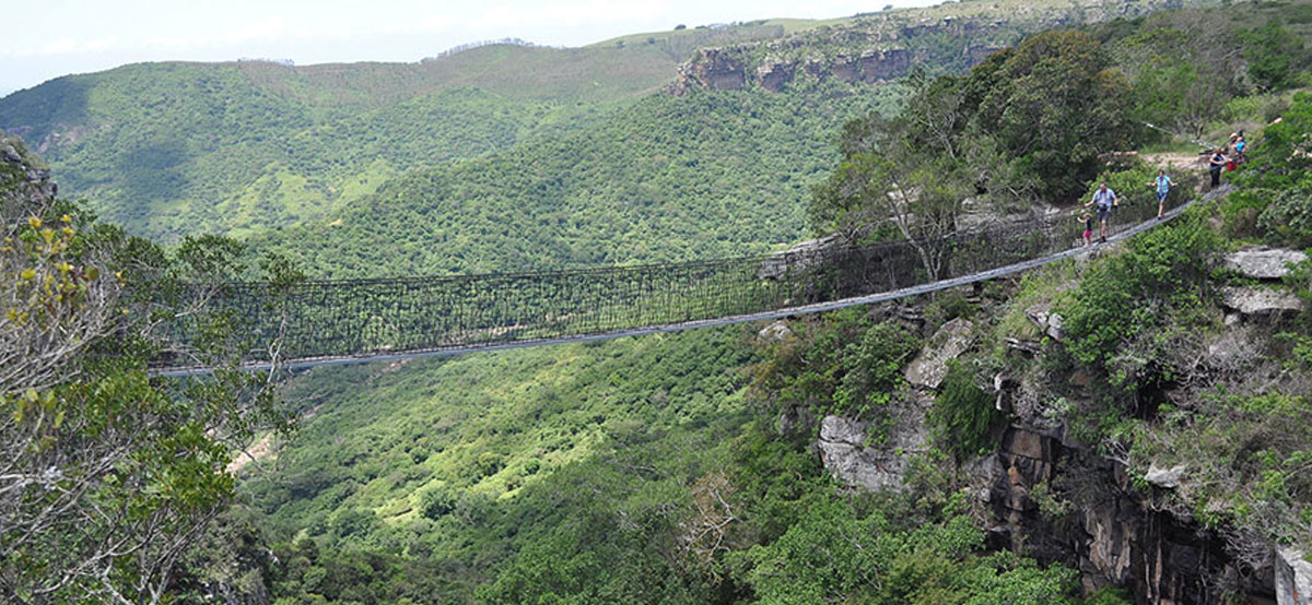 Durban and the South Coast_Oribi Gorge Nature Reserve