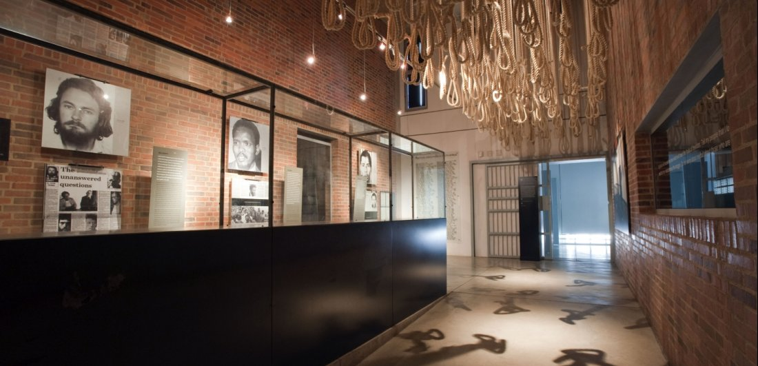 Gauteng, Kruger and the North_Apartheid Museum