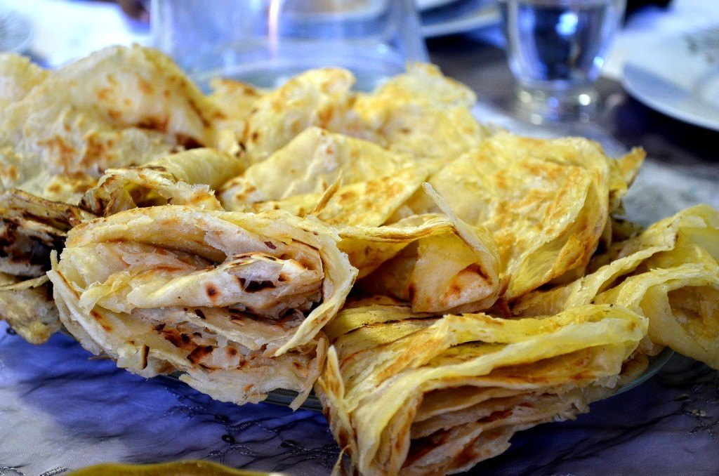 Foodie holidays in South Africa_roti
