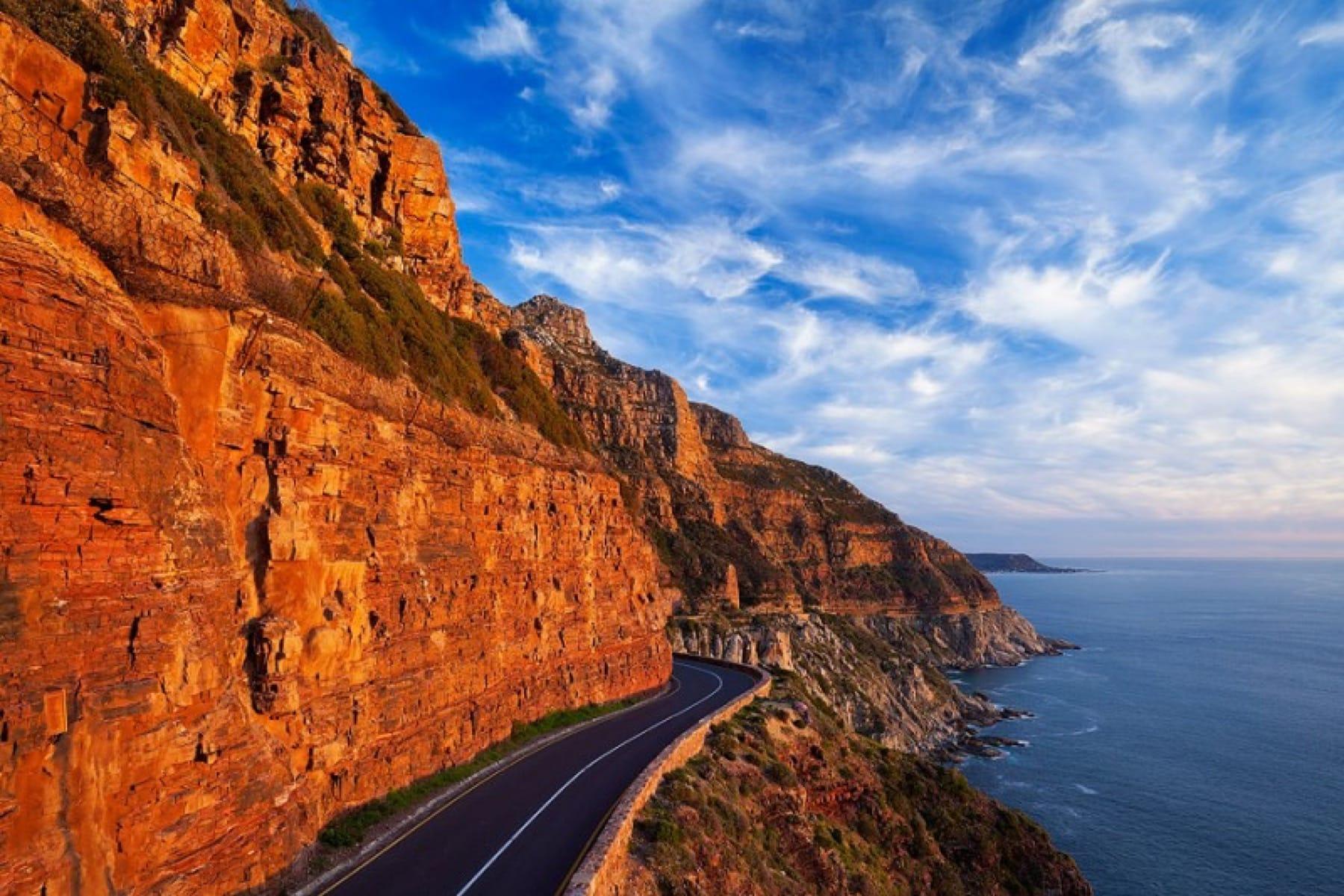 Chapman's Peak_Western Cape
