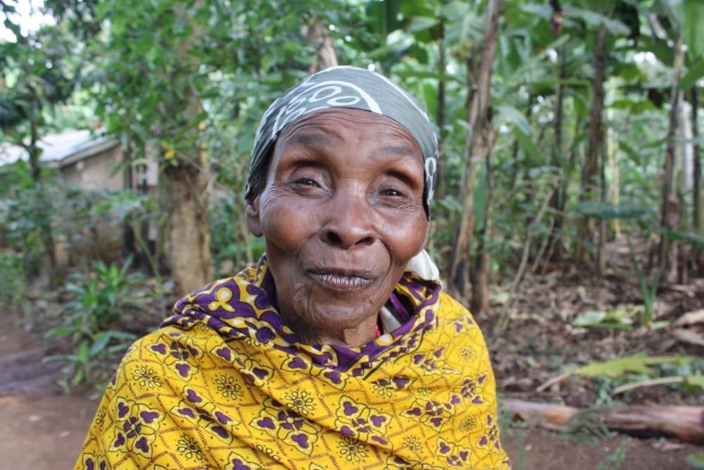 chagga woman