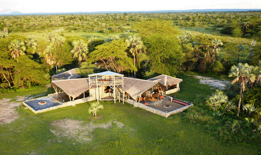 Chem Chem Safari Lodge is the epitome of African luxury  I  Credit: Classic Portfolio