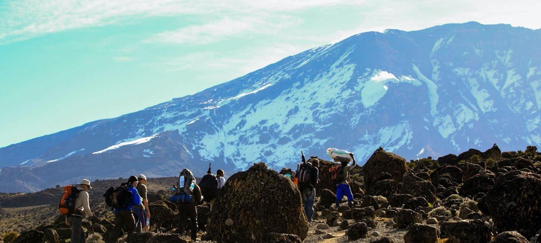 trekking kilimanjaro tour