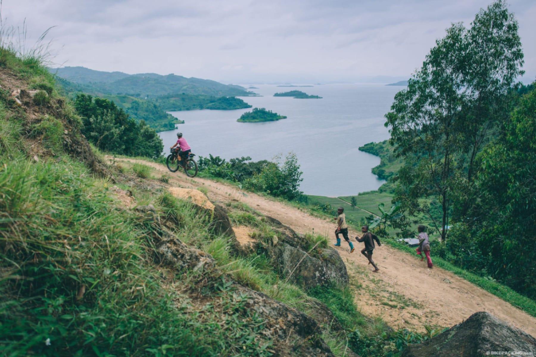 biking along the congo nile trail rwanda