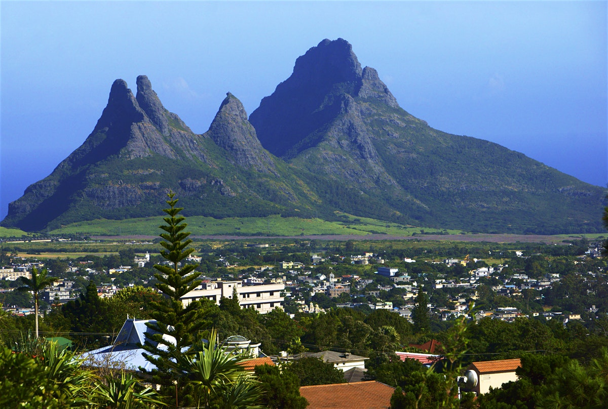 Curepipe is Mauritius' second largest town  Credit: Lonely Planet