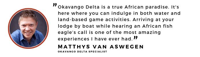 okavango delta travel tips