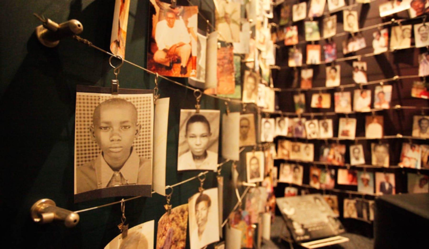 genocide memorial centre