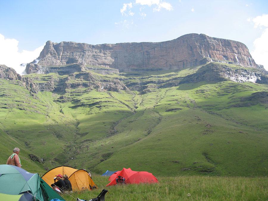 uKhahlamba-Drakensberg Park_Giant's Castle camping