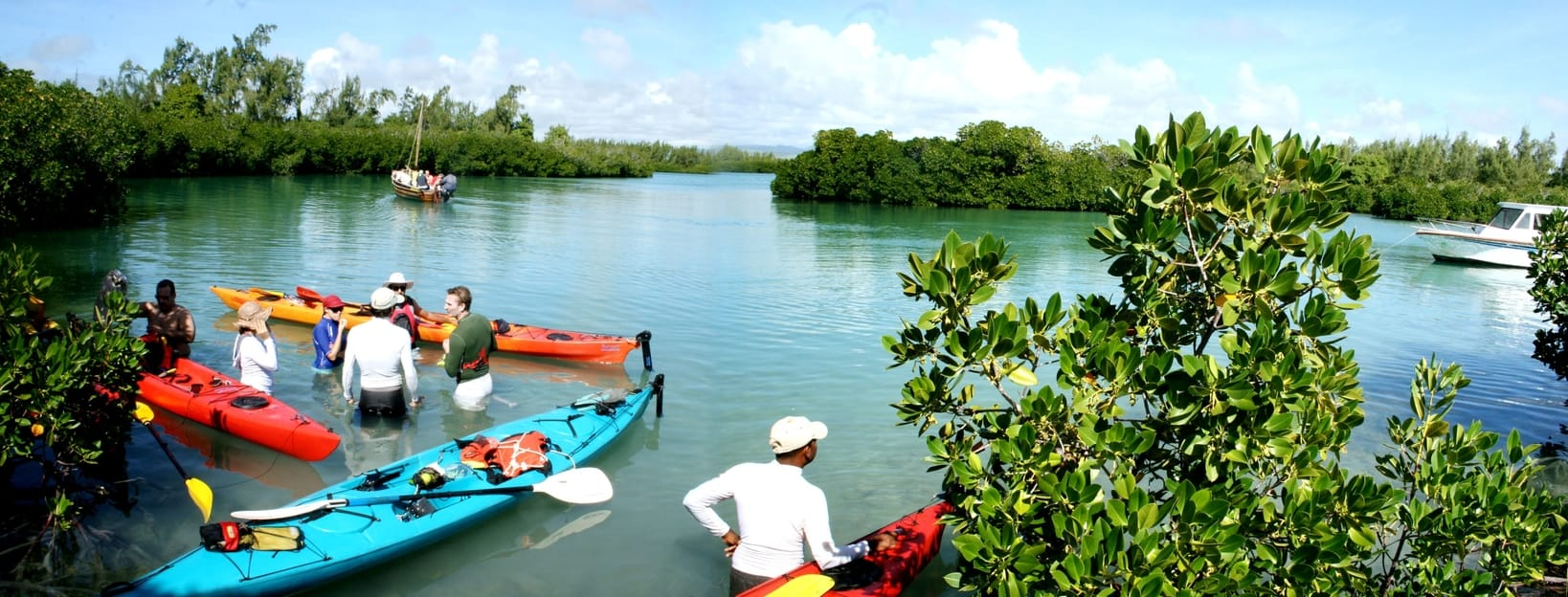 Explore the surrounding islands Credit: Yemaya Adventures
