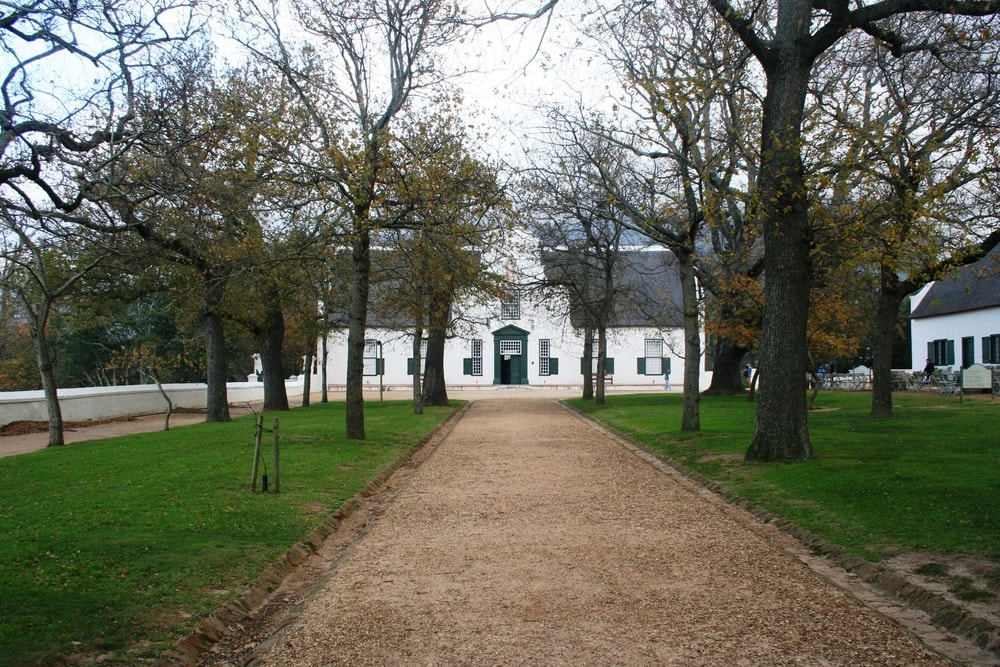 Groot Constantia is one of the oldest wine producing estate in South Africa and is one of the cornerstones of wine making in the Cape region  Credit: Fairfield Tours