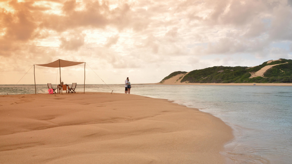 inhaca island lodge mozambique romantic holiday