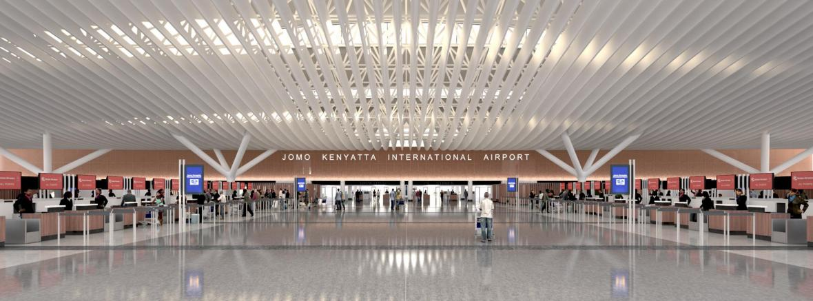 kenyatta internation airport