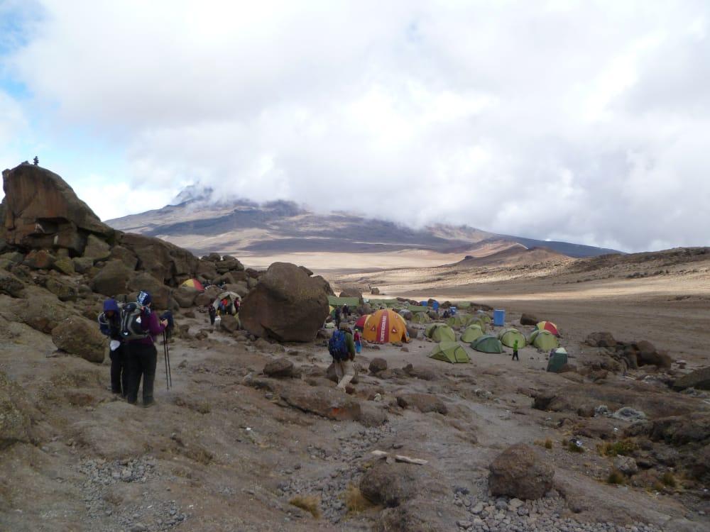 kibo climbing mount kilimanjaro
