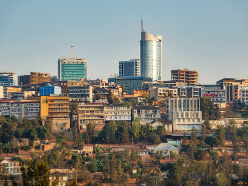 skyline kigali credit the independent