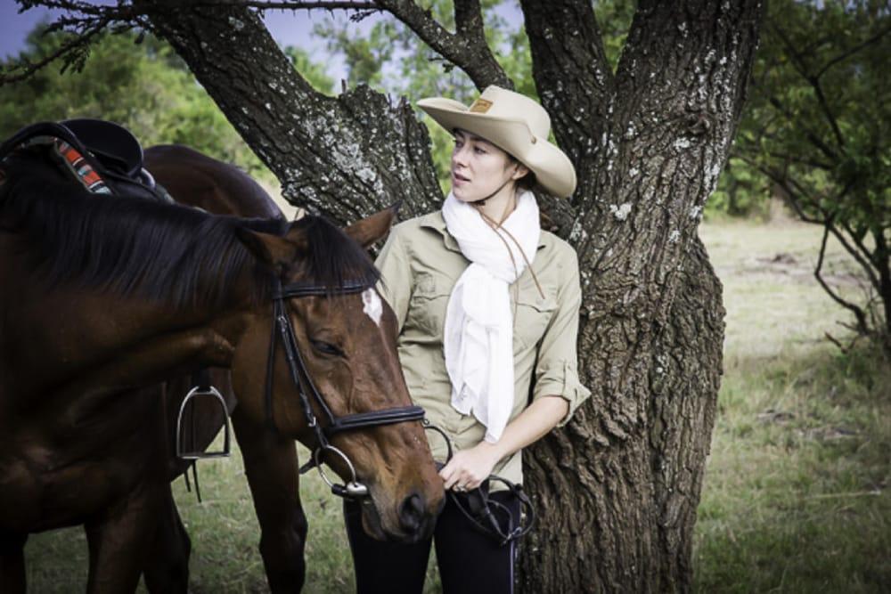 horseback safari kenya
