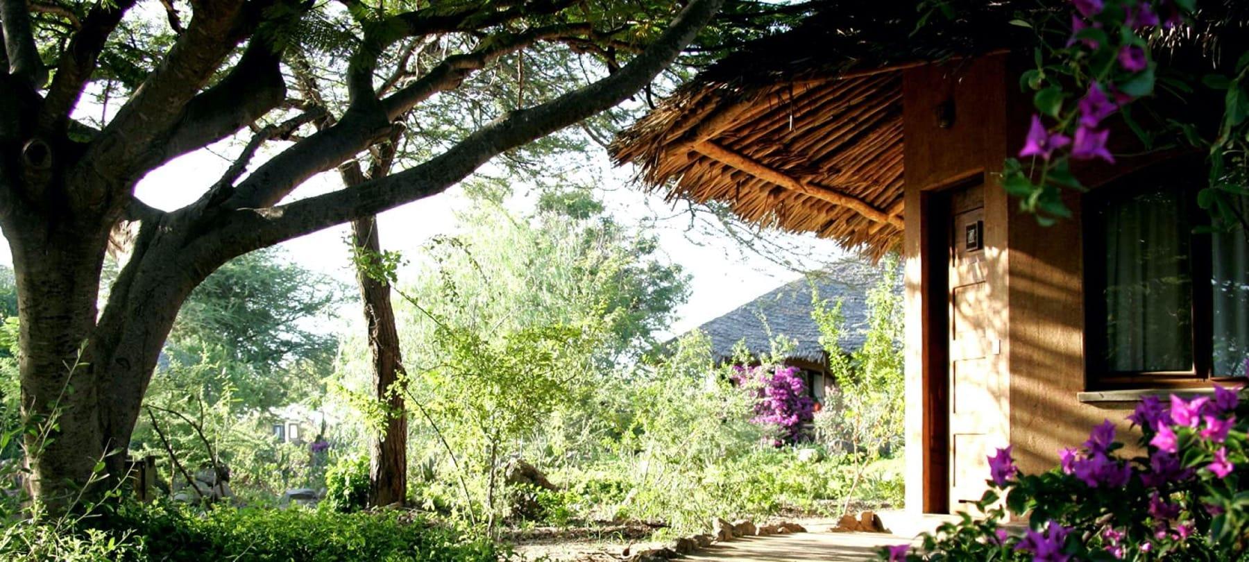 Kia Lodge in Tanzania
