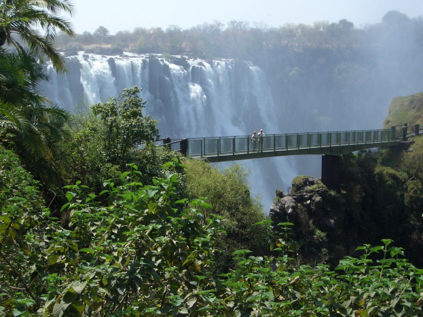 knife's edge bridge victoria falls