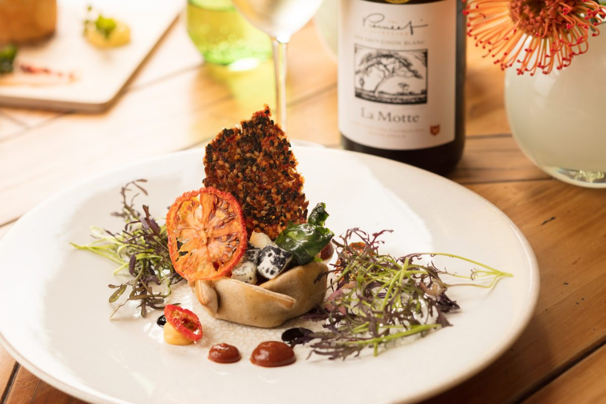 Foodie holidays in South Africa_La Motte