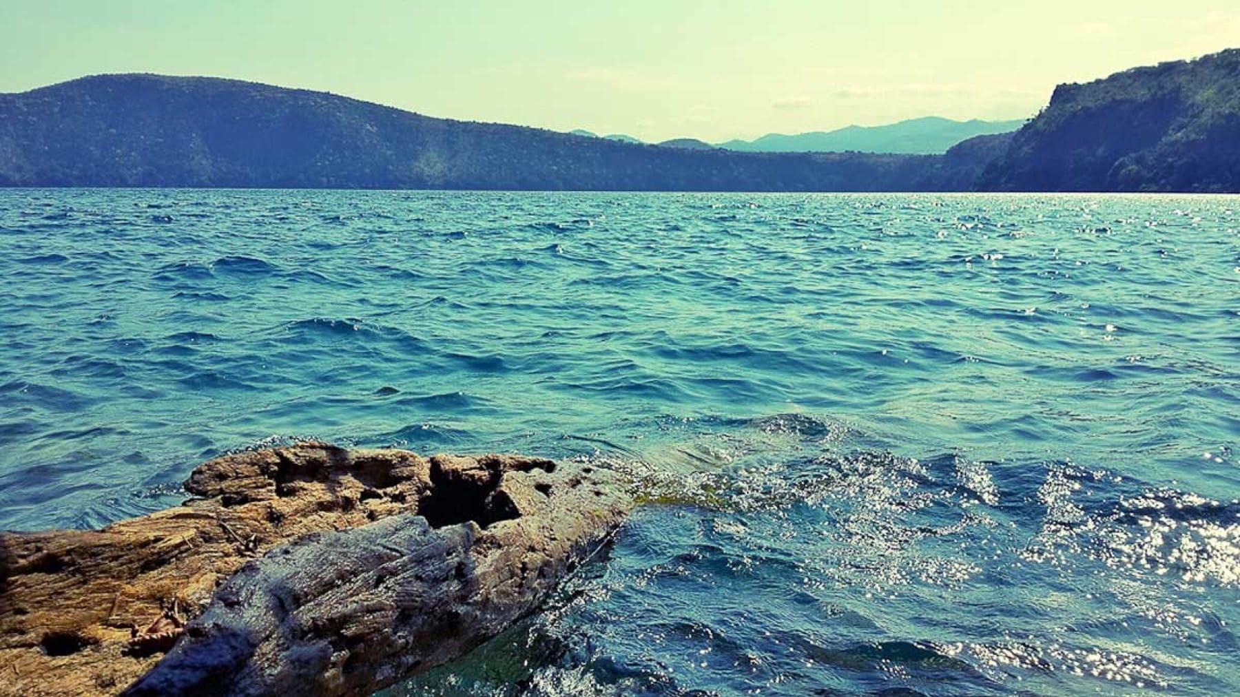 lake chala caldera