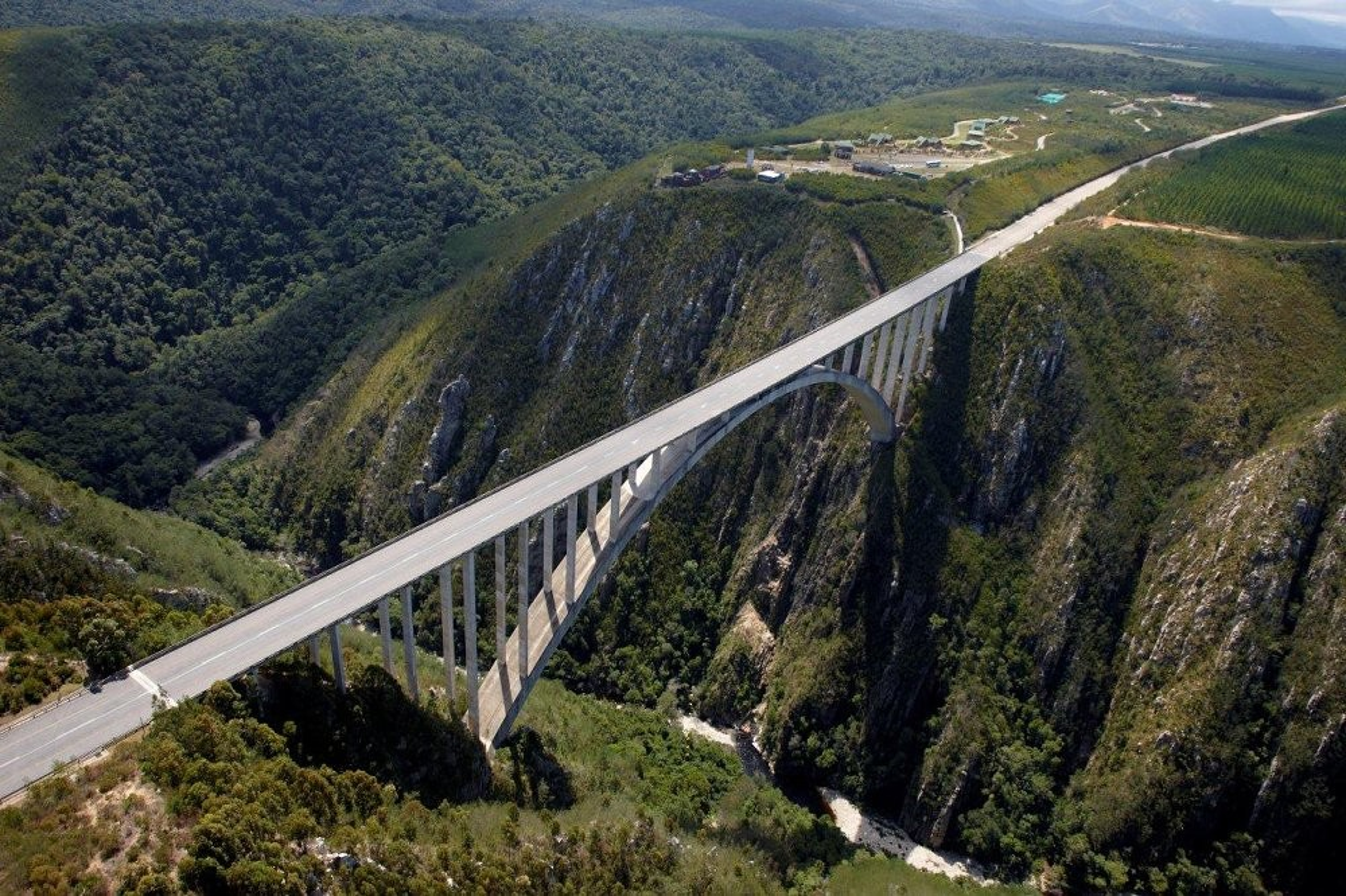 The Garden Route_Bloukrans Bridge