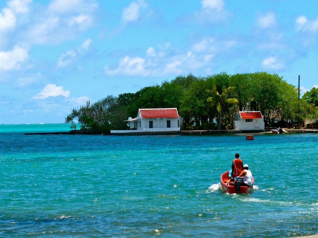 A boat trip to explore the idyllic offshore islands is one of the best excursions in Mahébourg